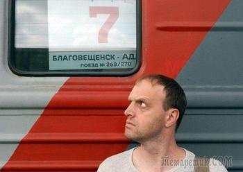 19 юмористических фотографий о российских железных дорогах