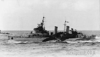 Как англичане утопили советское золото: Фатальный рейс крейсера «Эдинбург»