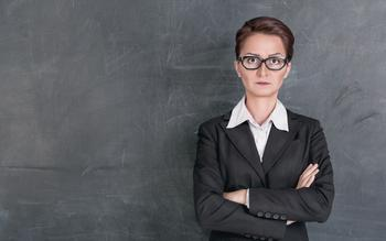 Конфликт с учителем, что делать?