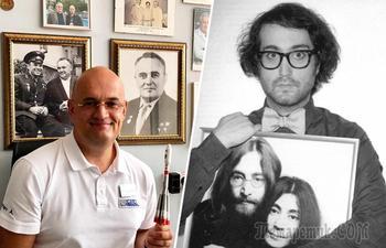Чем занимаются в наши дни потомки Бродского, Леннона и других известных личностей