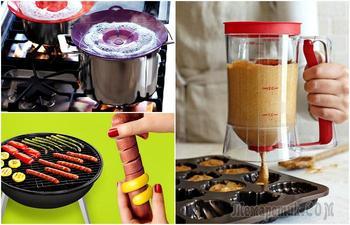 19 кухонных приспособлений, которые тут же захочется заполучить и себе