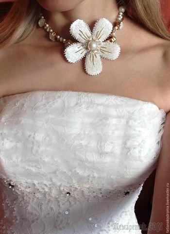 Создаем универсальное свадебное украшение