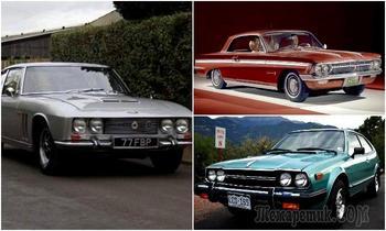 «Пятёрка» автомобилей, которые оказались слишком инновационными для своего времени