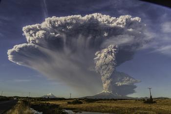 Извержения вулканов – 30 потрясающих фотографий со всего мира