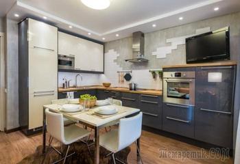 5 советов, как спланировать гарнитур и расположение бытовой техники на кухне