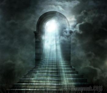 У врат небесных рая (Стих)