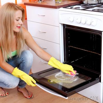 Как почистить газовую плиту за 8 шагов