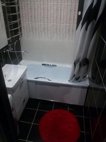 Ванная: народный ремонт