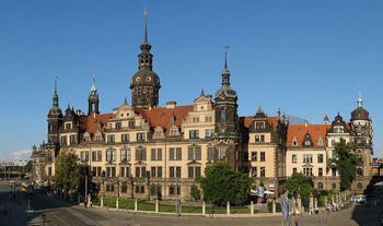 Средневековые замки Дрездена и окрестностей