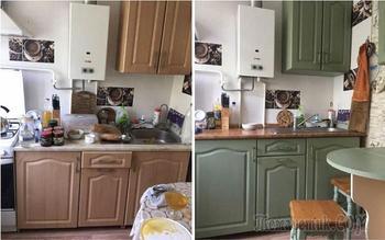 Как обновить кухню за сутки без ремонта и больших затрат