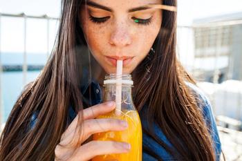Напитки, которые помогут похудеть