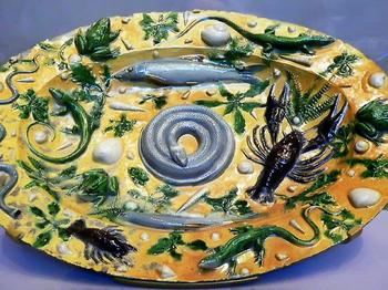 С чего начиналось барокко: Морская посуда времён Ренессанса, с которой ели богачи