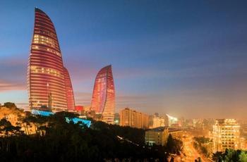 Огненная столица Азербайджана