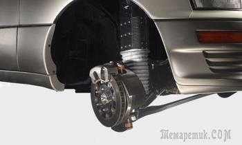 Феномен Bose: почему лучшая в мире подвеска до сих пор не стала серийной