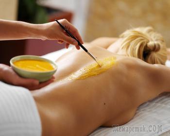 Медово-горчичное обёртывание для похудения — 5 рецептов
