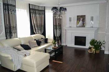 Гостиная: интерьер с элементами классики