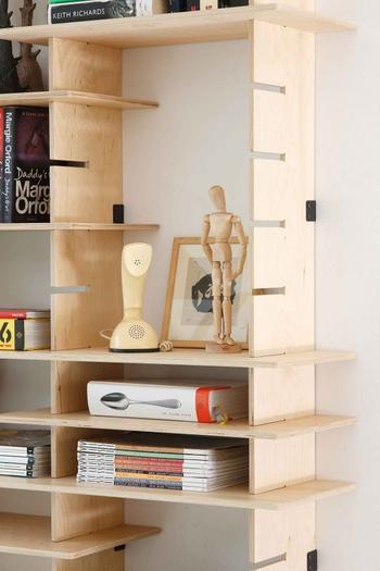 50 Потрясающих примеров мебели из фанеры