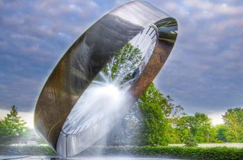 Самые оригинальные фонтаны со всего мира