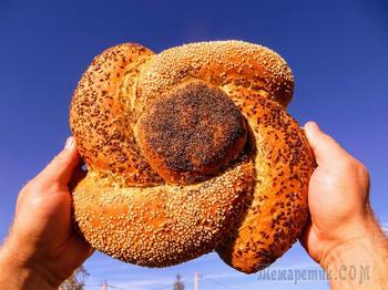 Такой хлеб вы полюбите навсегда / Самый красивый хлеб - цветок