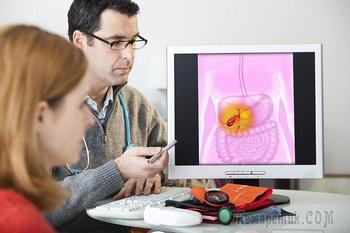 Заболевания желчного пузыря: симптомы и лечение