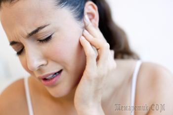 Лечение ушной пробки в домашних условиях