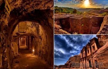 «Новый Иерусалим» и «Берлингтонский бункер»: 6 впечатляющих поселений, спрятанных под землей