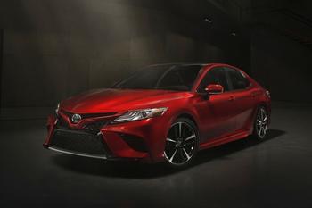 7 важных фактов, которые вам нужно знать про новую Toyota Camry