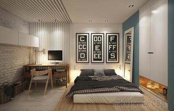 20 спален и минималистском стиле, который создаст особую атмосферу релакса