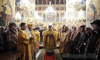 Литургия - это Божественная литургия