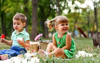 Чем занять ребенка на пикнике: 5 отличных идей