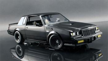 Buick GNX: история, описание, характеристики