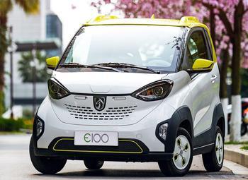 Baojun E100 – доступный китайский электрокар