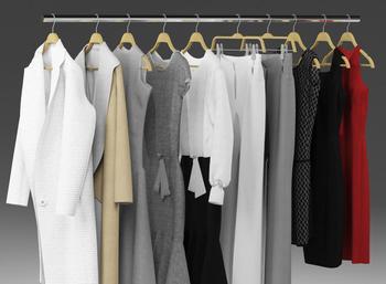 ТОП-10 вещей базового гардероба женщины