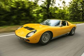 Lamborghini, о чём говорят названия моделей