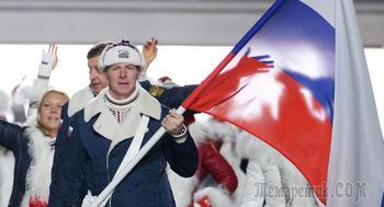 «Мы в роли рецидивистов»: Россия поедет на Олимпиаду без флага?