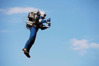 Реально существующие технологии, которые превратят человека в супергероя