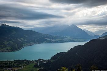 Швейцария - страна квартирантов