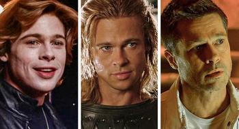 13 голливудских кинозвёзд в дебютной роли, на пике славы и в последнем фильме
