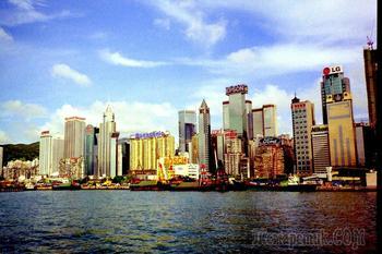 Сказка, названная Китай. Гонконг
