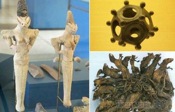 10 весьма странных древних артефактов, происхождение которых никто не может объяснить