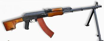 РПК-74, ручной пулемет Калашникова (РПК) - 74: характеристика