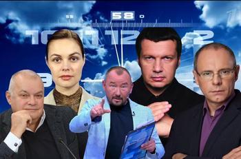 Рассекречена оплата самых дорогих российских телепропагандистов: десятки миллионов рублей в год на каждого