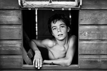 Беззаботное детство: атмосферные работы, победившие в конкурсе детской фотографии B&W Child