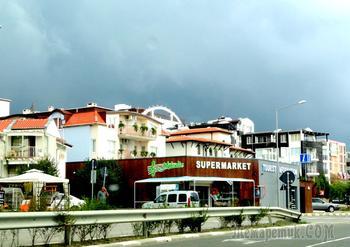 Болгарское побережье Черного моря 39. Солнечный берег - западная часть