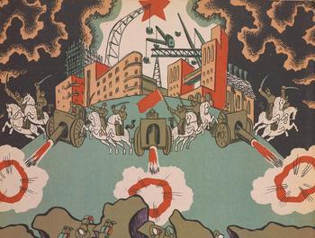 Советские ужасы в книгах Гайдара