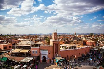 Марокко. Марракеш – сказочное единство древности и современности