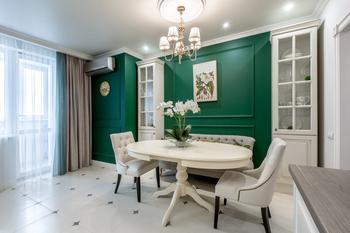 Дизайн трешки: квартира с яркими акцентами в Самаре