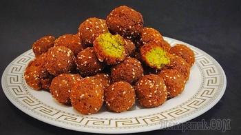 Фалафель. Уличная еда в арабских странах