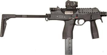 MP9, суперскорострельный пистолет-пулемёт для спецназа