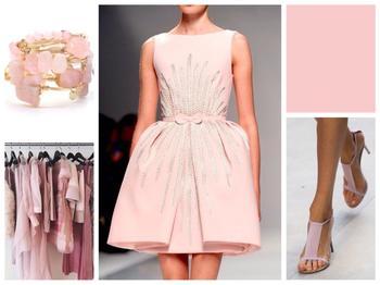 Розовый цвет в одежде: как носить и с чем сочетать
